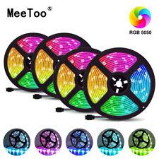 20M 4X5M 12V 3528 5050 5630 LED Flexible Strip Light Warm White RGB Tape Lamp