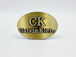 Calvin Klein Belt Buckle