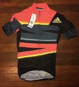 Adidas Adistar Cycling Jersey Aeroready Ciclismo Men's Size Small FJ6573