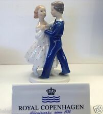 Royal Copenhague Autocollants no.2385 Paire Que Bale Bing & Grondahl