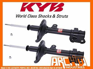 VOLKSWAGEN GOLF V 08/2004-09/2009 FRONT KYB SHOCK ABSORBERS - 22M PISTON ROD