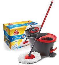 O-Cedar Easy Wring Spin Mop & Bucket System / Kit - O Cedar