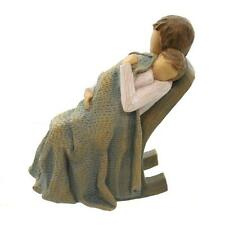 The Quilt Willow Tree Child Love Figurine by Susan Lordi New Demdaco 26250