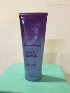 Avon SSS Aroma Therapy Calming Gel Body Oil