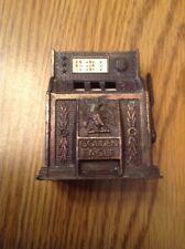 GOLDEN EAGLE RESORTS_Cast Iron Slot Machine_ VTG. Souvenir Pencil Sharpener