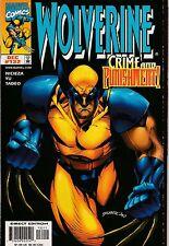 WOLVERINE 132 Marvel N/M Never Read New Old Stock Gatefold Cover