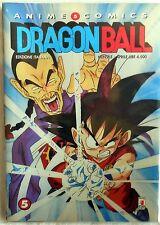 MANGA DRAGON BALL ANIME COMICS N.5 STAR COMICS 1999 FUMETTO A COLORI