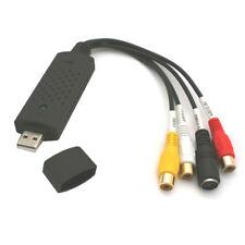 H30 USB 2.0 AUDIO VIDEO GRABBER AV S-VIDEO DIGITAL trasmissione tramite PC portatile
