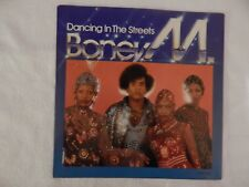 """Boney M """"Dancing In The Streets"""" PICTURE SLEEVE! NEW! ONLY NEW COPY ON eBAY!!"""