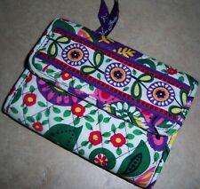 New Vera Bradley Viva La Vera Euro Wallet  Nwot