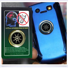 1/6X Anti-Radiation Quantum Shield Emf Protection For Cell Phone Sticker Blocker