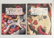 Spin Off Magazine / Spring & Summer 1988/ For Handspinners