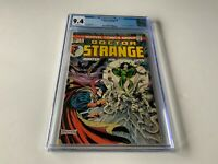 DOCTOR STRANGE 6 CGC 9.4 COOL COVER UMAR DORMAMMU MARVEL COMICS 1975