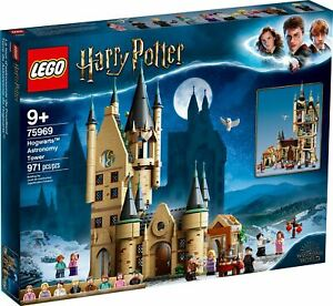 LEGO Harry Potter Hogwarts Castle Astronomy Tower 75969