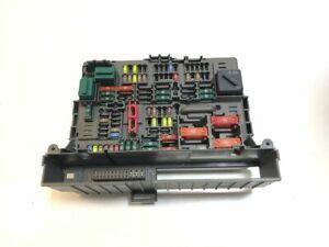 BMW X1 (E84) 2011 Diesel Fuse module 10688710 AIR5446