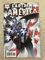 Marvel Comics MCU Captain America #34⭐️1st Bucky as Cap Please Read