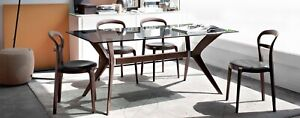 Calligaris Tokyo Dining Table & 6 Calligaris Chairs