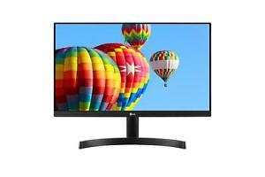"""LG 27MK600M-B 1080p 27"""" IPS Monitor"""