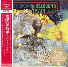 SAVOY BROWN-HELLBOUND TRAIN-JAPAN MINI LP SHM-CD Ltd/Ed G00