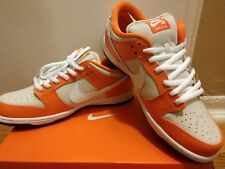 dunk low premium SB Safety Orange and white