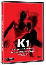 K1 - FILM A PROSTITUÁLTAKRÓL - HUNGARIAN DVD (2008)