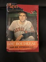 Lou BOUDREAU, Ed Fitzgerald / Player-Manager Signed (x3) 1st Edition 1949