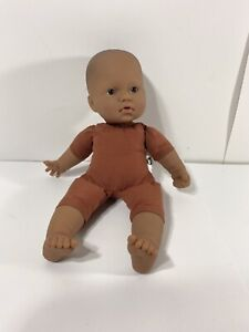 JC Toys Brown Baby Doll