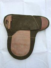 More details for british ww1 / ww2 artillery / horse / mule felt luggage saddle panels