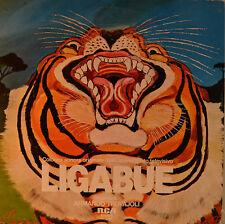 """EAST - COLONNA SONORA - LIGABUE - ARMANDO TROVAJOLI 12"""" LP (L926)"""