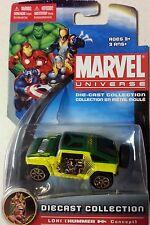 Maisto Marvel Universe Thor Loki Hummer H Concept 2010