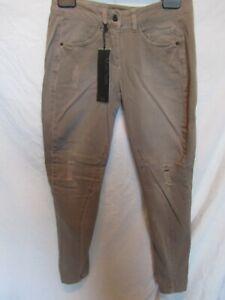 "Marc Aurel Women's Dark Sand Skinny Fit Jeans;Size 34 / UK Waist 30"", Leg 30"""