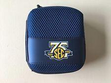 SEC Southeastern Conference 75th Anniversary Portable Mini Speaker Rare Football