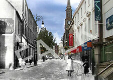 Old & New Pictures and Prints of Falkirk High Street East, Scotland