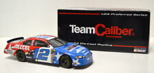 Ryan Newman #12 SUPERMAN / JL / ALLTEL Team Caliber 1/24 NASCAR Car Ltd Ed 2004