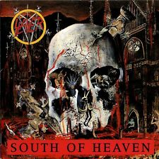 Slayer - South Of Heaven Vinyl LP Heavy Metal Retro Sticker Or Magnet