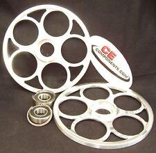 "Billet 9"" Idler wheels Skidoo / Actic Cat / Polaris / Yamaha  snowmobiles M"