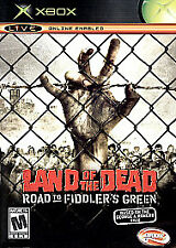Land of the Dead: Road to Fiddler's Green - Original Xbox Game