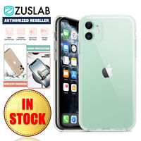 For Apple iPhone 12 11 Pro Max XS MAX XR X 8 Case Crystal Clear Slim Soft Cover