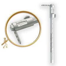 Pinza de medición de implante dental Krekeler Deslizante Multifunción Prestige # 05912