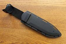 """BRAND NEW Brous Blades """"The Coroner"""" Sheath -- NO KNIFE -- Sheath ONLY - Scuffed"""