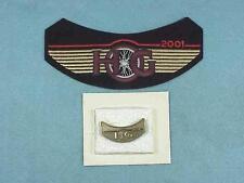 Harley-Davidson 2001 Patch & Pin