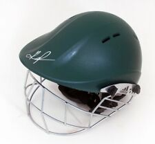 More details for kevin pietersen mbe hand-signed cricket helmet england ashes winner proof coa