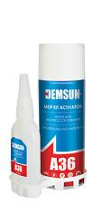 More details for mitre fast 50g superglue & 200ml activator super glue bonding kit