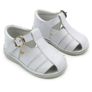 Maiorista Pearl Leather Baby Sandal Made in Portugal