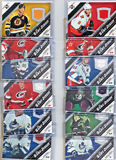 2005-06 UPPER DECK SERIES 1+2 GAME JERSEY CARD YOU PICK FROM LIST