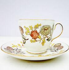 Vintage Wedgwood Lichfield Bone China Tea Cup Saucer