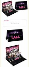 I AM GIRLS' GENERATION SUPER JUNIOR SHINEE SM TOWN MOVIE GOODS POP UP BOOK