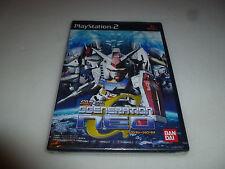 NEW SEALED JAPAN IMPORT PS2 PLAYSTATION 2 GAME SD GUNDAM G GENERATION NEO BANDAI
