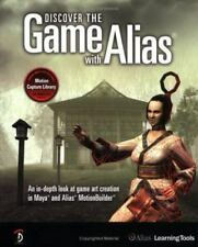 Discover the Game with Alias: An In-Depth Look at Game Art Creation in Maya and