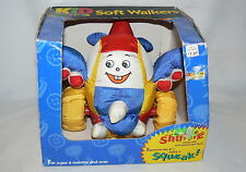 KID CONNECTION SOFT WALKERS AIRPLANE PLUSH